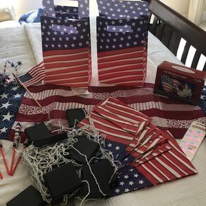 Fourth of July celebration package